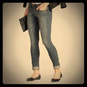 Mossimo Supply Co. Low Rise Skinny Jeans